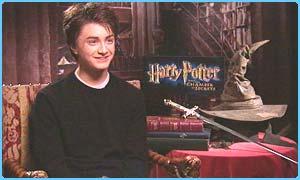 Daniel Radcliffe beim Interview