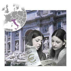 Tourism image map inset