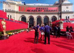 Red carpet view 2