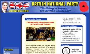 The BNP website