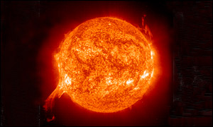 The Sun is experiencing a period of increased activity