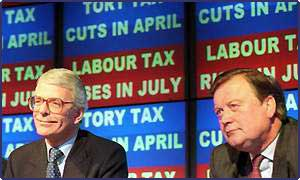 A key figure in John Major's government