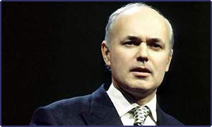 Duncan Smith is passionately Eurosceptical