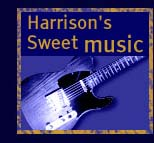 Harrison's Sweet Music