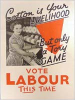 1955: Labout poster