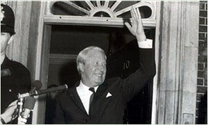 1970: Edward Heath at Number 10