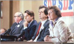 1983: Social Democratic Party