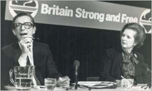 1983: Thatcher and Fowler