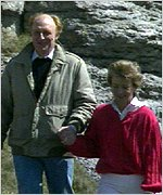 1987: Glenys and Neil