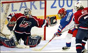 USA won the game 7-0 to stretch their unbeaten record to 32 games