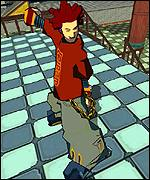Jet Set Radio Future game