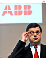 Joergen Centermann, ABB chief executive