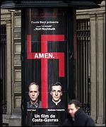 Poster of Amen in France