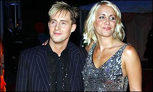 H and Claire, ex of Steps