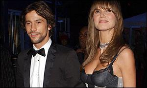 Jay Kay and friend