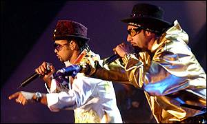 Shaggy and Ali G