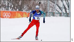 Norway, despite Bjoerndalen's formidable presence, looked to have a weaker team than the Germans and the Russians