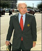 Enron former chairman Kenneth Lay