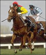 Marcus Armytage and Mr Frisk gallop to victory in the 1990 Grand National at 20/1