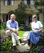Paddy and Jane Ashdown