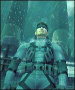 Leading character from Metal Gear Solid 2, MGS2