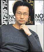 Hideo Kojima is a keading designer at Konami, BBC