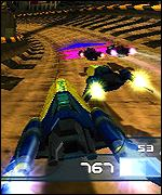 Wipeout Fusion offers numerous music tracks
