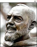 Statue of Padre Pio