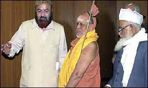 Leaders involved in Ayodhya talks
