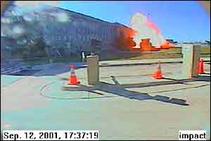 Pentagon crash