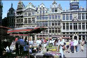Brussels' Grand Place