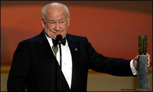 Ed Asner received a lifetime achievement award