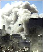 World Trade Center, 11 September 2001