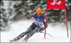 Heinzmann has also won the downhill and Super-G