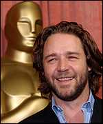 Oscar nominee Russell Crowe