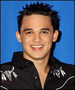 Gareth Gates: Beat Will Young in poster sales