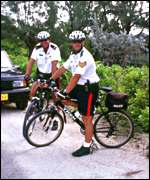 Police in the Cayman Islands