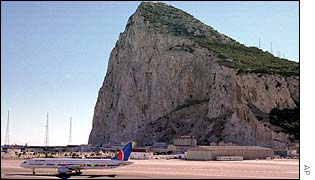 Strait of Gibraltar [photo copyright BBC News]