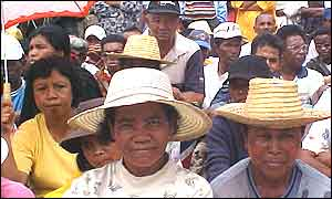 Madagascan people