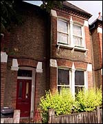 Brixton house which was squatted for 16 years