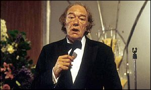 Michael Gambon starred in Perfect Strangers