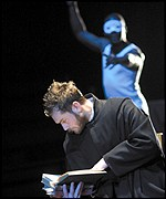 Jude Law is a partner in the Natural Nylon Theatre Company (photo by Keith Patterson)