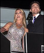 Britney Spears with Anson Mount