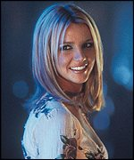 Britney Spears in Crossroads