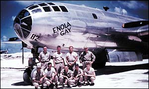 Enola Gay crew (Christie Images)