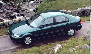 Honda civic vtece