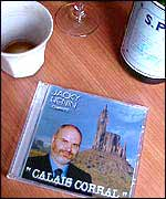 Fake CD issued by Calais' communist mayor