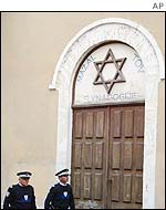 Montpellier synagogue