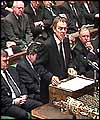 Tony Blair in the House of Commons