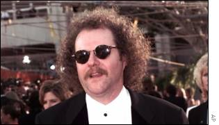 Movie director Mike Figgis
